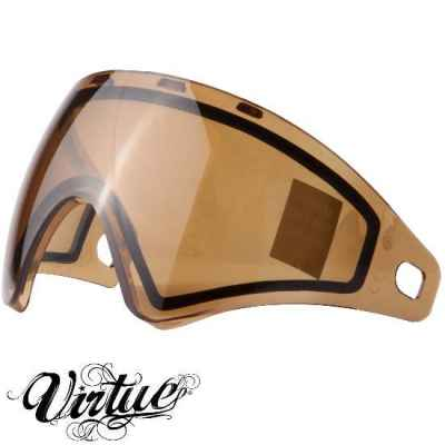 Virtue VIO Paintball Thermal Masking Glass (High Contrast Copper) | Paintball Sports