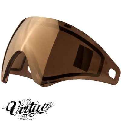Virtue VIO Paintball Thermal Masking Glass (Chromatic Gold) | Paintball Sports