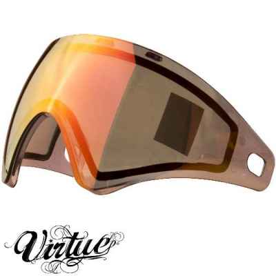 Virtue VIO Paintball Thermal Masked Glass (Chromatic Fire) | Paintball Sports