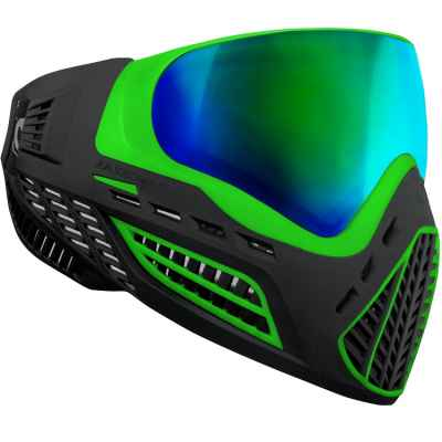 Virtue VIO Ascend Paintball Mask (Lime Emerald) | Paintball Sports
