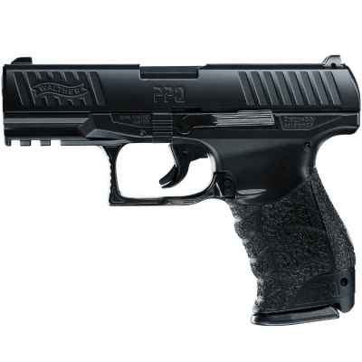 Walther PPQ Airsoft pistol (black) | Paintball Sports