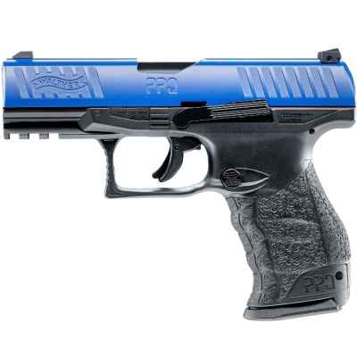 Walther PPQ M2 T4E RAM Paintball Pistol (Cal. 43) - Blue | Paintball Sports