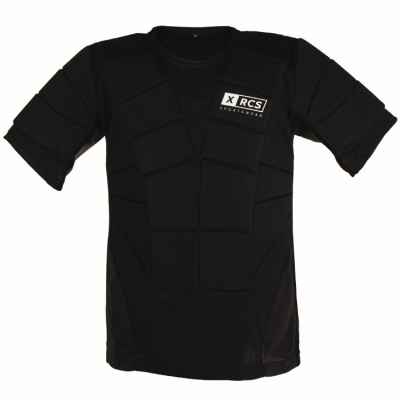 XRCS ProTector Paintball Breastplate (black) | Paintball Sports