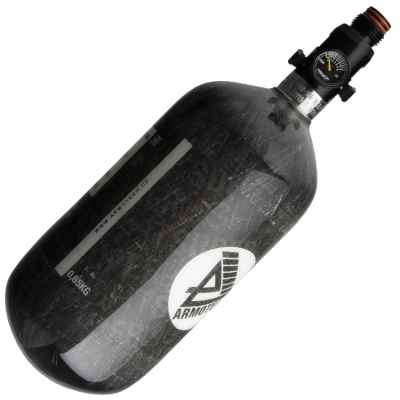 Fuel / Armotech Supralite 1.1 Liter HP System 300 Bar | Paintball Sports