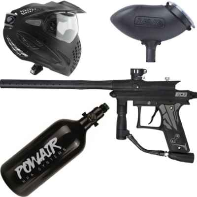 Azodin Kaos 3 paintball marker economy package | Paintball Sports