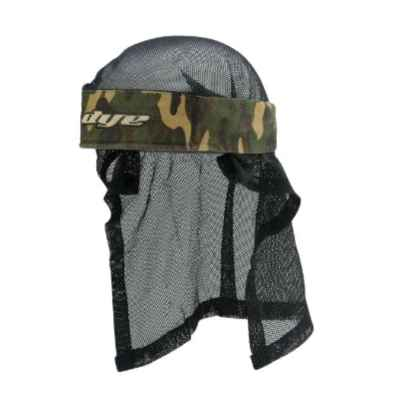 Dye Paintball Head Wrap (Olive / Camo) | Paintball Sports