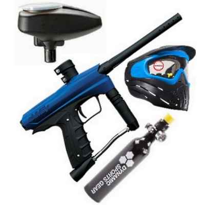 KIDS paintball starter complete package (Smart Parts Enmey)   Paintball Sports