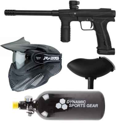 Planet Eclipse EMEK 100 Paintball Marker Set | Paintball Sports