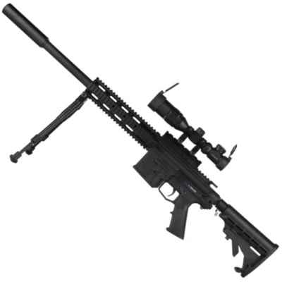 RAP4 468 DMR Bolt Action Paintball Sniper Rifle (Right-handed) | Paintball Sports