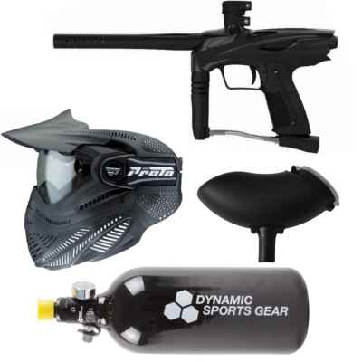 Smart Parts eNMEy Paintball economy package / starter package | Paintball Sports