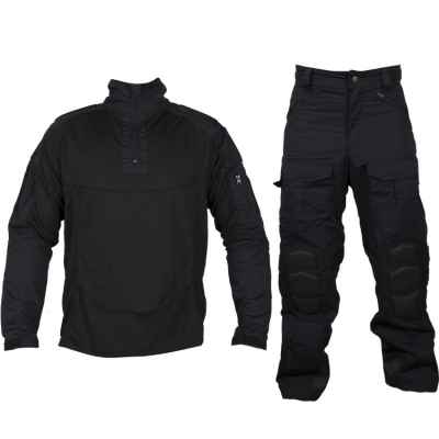 Spec-Ops Paintball Tactical Bundle 2.0 (Pants + Jersey) Black | Paintball Sports