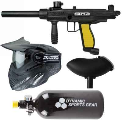 Tippmann FT-12 paintball markers economy package / complete set | Paintball Sports