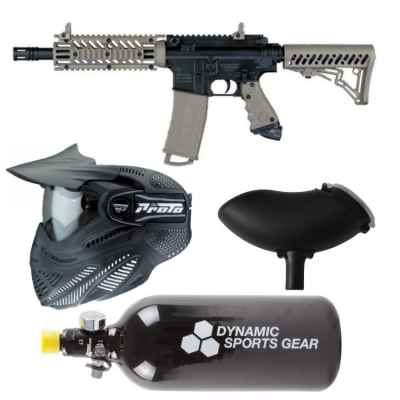 Tippmann TMC Paintball Marker Sparpaket | Paintball Sports