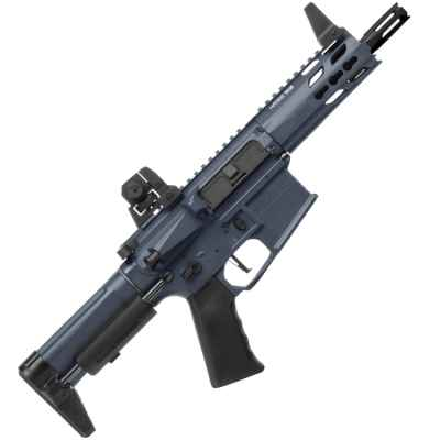 Krytac Trident Mk2 PDW Airsoft S-AEG Gray | Paintball Sports