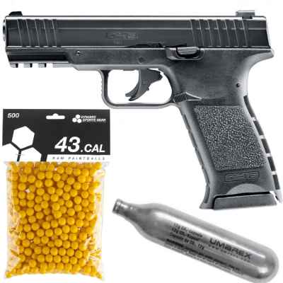 Walther PPQ RAM Pistol Players Pack / Paintball economy pack | Paintball Sports