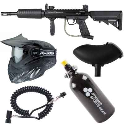 Valken SW-1 Blackhawk FOXTROT paintball complete set | Paintball Sports