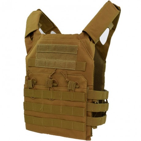 ACM Jumper Tactical Molle Vest (Desert Camo) | Paintball Sports