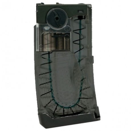 Tiberius Arms First Strike T15 V2 replacement magazine Smoke (11 rounds) | Paintball Sports