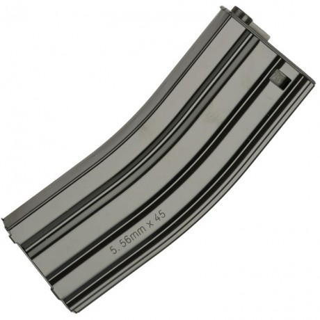 G&G GR16 M4 sheet steel 125 rounds Midcap Airsoft replacement magazine | Paintball Sports