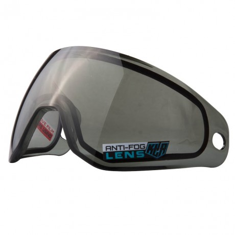 HK Army KLR Thermal Paintball Masking Glass (Stealth Smoke) | Paintball Sports