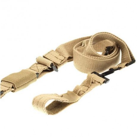 3-point shoulder strap (Tan / Earth) | Paintball Sports