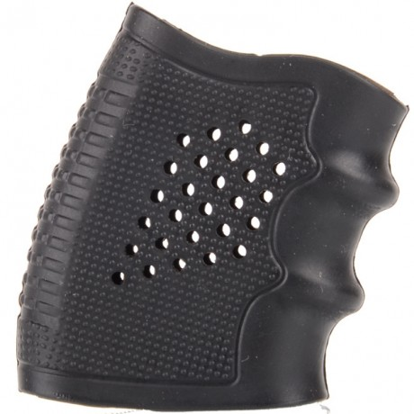 Rubber grip / Gimmigriff for pistols (black) | Paintball Sports