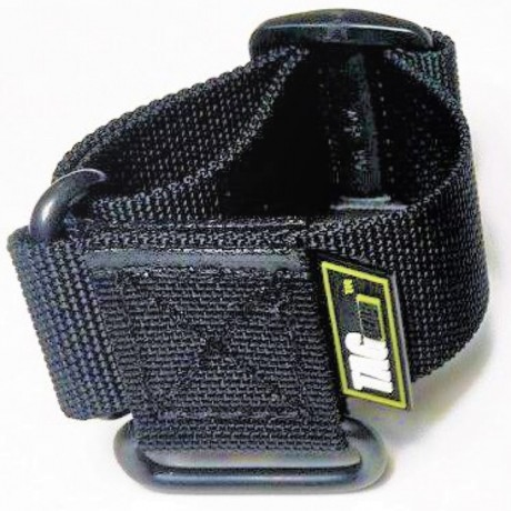 Taginn Mounting Loop Mounting Device for Strap (black) | Paintball Sports