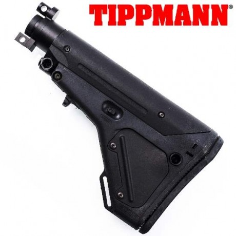Tippmann A5 URB Tactical Shoulder Rest (Magpul Replica) | Paintball Sports