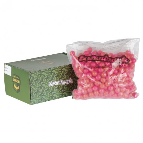 """Tomahawk """"MagFed Sargent"""" paintballs (box of 500)   Paintball Sports"""