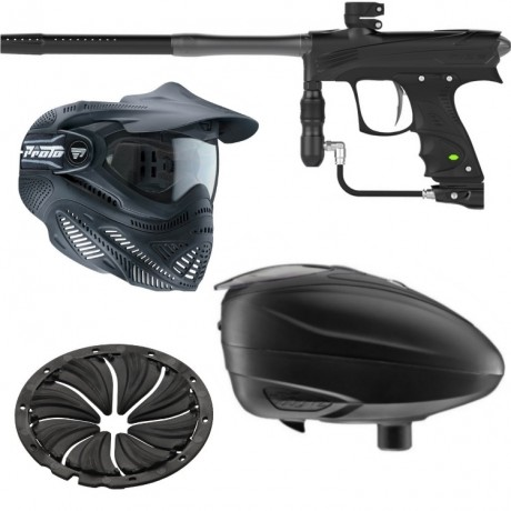 Proto MaXXed Rize Dye Power Package Savings Package (BLUE) | Paintball Sports